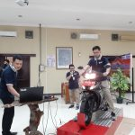 New Model Dyno Test Motorcycle